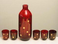 Jan Gabrhel 1972 - Chlum u Třeboně - Czech Glass, Smartphone, Vase, Bottle, Home Decor, Decoration Home, Room Decor, Flask, Vases