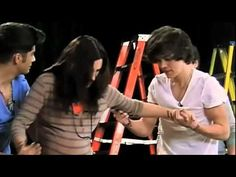 One Direction get pranked on Nickelodeon