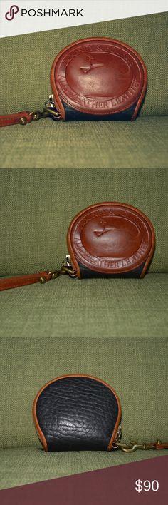 "Dooney & Bourke Big Duck Coin Purse 3.5"" Height 3.5"" Width 1"" Depth  Please note the marks inside. Dooney & Bourke Bags Clutches & Wristlets"