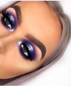 Gorgeous Makeup: Tips and Tricks With Eye Makeup and Eyeshadow – Makeup Design Ideas Glam Makeup, Makeup Gothic, Cute Makeup, Pretty Makeup, Eyeshadow Makeup, Makeup Inspo, Makeup Art, Makeup Inspiration, Eyeliner