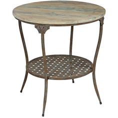 I pinned this Agoura Accent Table from the Fabulous Accent Furniture event at Joss and Main!