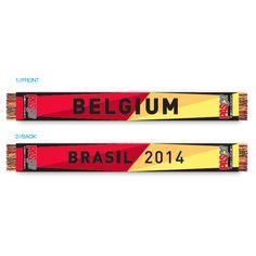 Wie wil er een Belgium Brasil 2014 sjaal?  #voetbal #gratis
