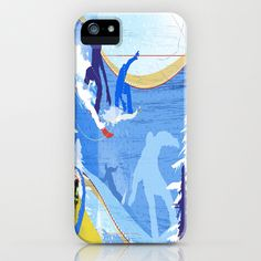 Buy Snowboarding by Robin Curtiss as a high quality iPhone & iPod Case. Worldwide shipping available at Society6.com. Just one of millions of products…