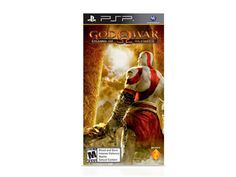 PSP Used Game: God of War Chains of Olympus