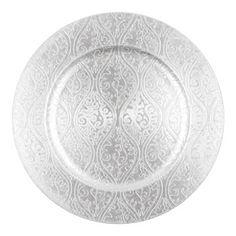 Bajoplato Plata / Silver Plate Zara Home