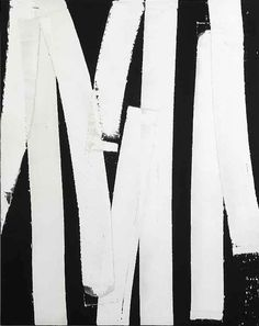 ROAD PAINT series (2012-2013), by James Nares at Paul Kasmin Gallery. / GalleriesNow