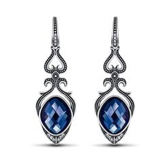 Take a look at our listing, folks👇 Vintage Blue Crystal Drop Earrings with Antique Silver Rhinestone Brincos Dangle...  http://edexstore.com/products/vintage-blue-crystal-drop-earrings-with-antique-silver-rhinestone-brincos-dangles?utm_campaign=crowdfire&utm_content=crowdfire&utm_medium=social&utm_source=pinterest #beautiful #love #style #instalike #instadaily #instalove #instagood #amazing #girl #instafollow #cool