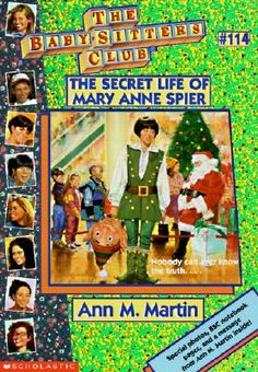 The Baby-Sitters Club #114 The Secret Life of Mary Anne Spier