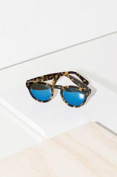07bd0d2045 Leonard Tortoise with Blue Mirrored Lenses https   brands.shopspring.com