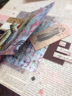 Add a #gypsymoments file folder to your layouts for storing more memorabilia!