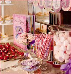 Sweet Fairy Birthday treats