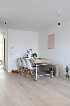 desk. table. workspace. bench. floors. light.