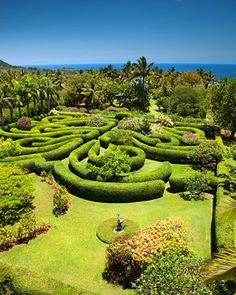 Na'Aina Kai Botanical #Garden, Kilauea, Kauai
