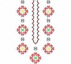 V00014B stitches: 7121; size: 111 x 191 mm; colors: 4