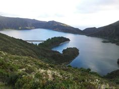 Lagoa de Fogo, Azores, Portugal
