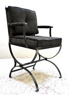 Perhaps as Mr Maugham's desk chair  CASA MIDY Manchez Armchair