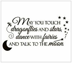 Good night...Touch the stars