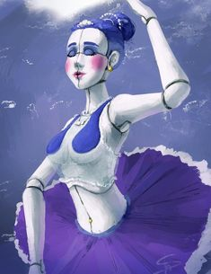 Ballora : fivenightsatfreddys