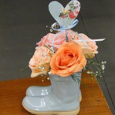 Decoration idea - Decoração tema jardim...