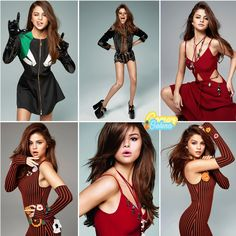 Selena Gomez for Marie Claire #2