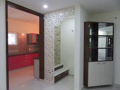 Pooja Room Door Design, Bedroom Door Design, Bedroom Cupboard Designs, Wardrobe Design Bedroom, Living Room Partition Design, Room Partition Designs, Tv Wall Design, Drawing Room Ceiling Design, Sliding Door Wardrobe Designs