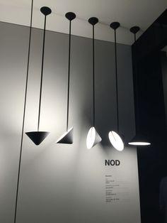 Plafondarmaturen van XAL Lighting #verlichting #nod #design