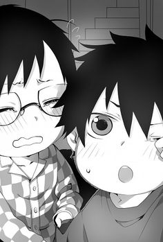 Okumura Twins. they are so cute X3