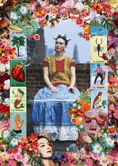 Magdalena Carmen Frieda Kahlo y Calderón; July 6, 1907 – July 13, 1954.