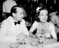 Joan and Franchot Tone