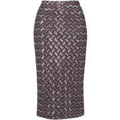 TOPSHOP Chevron Sequin Tube Skirt ($75) ❤ liked on Polyvore featuring skirts, rust, chevron striped skirt, zipper skirt, topshop skirts, tube skirt and sequin skirt