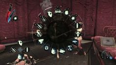 Dishonored Interface