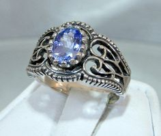 Gorgeous!!! tanzinite is one of my favs!