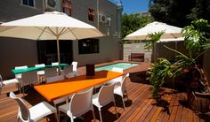 Cape Town Accommodation, Great View, Hostel, Lodges, Nook, The Good Place, Patio, Places, Outdoor Decor