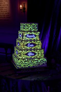 Bring your love story to life with customizable image mapping projection technology at Disney's Fairy Tale Weddings & Honeymoons