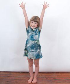 popupshop ss15 meisje wereld satelliet