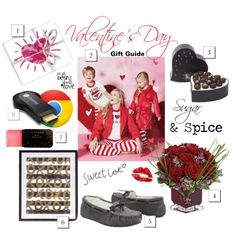 Valentine's Day isupon us and if you are still looking for some fun gift ideas for your special sweetheart look no further. All these gifts would be great for spending a cozy night in with you lov...