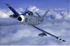 F86 Sabre, my favorite jet of all time!