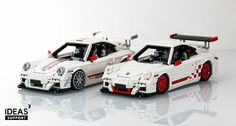 With LEGO recently announcing the success of Carl Greatrix's Caterham Seven Ideas project we're feeling confident about the prospect of Malte Dorowski's Porsche 911 GT3 RS reachin…