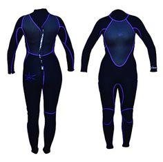 Wetsuit Female Full 3/2 Hermosa (size 14) - Brought to you by Avarsha.com