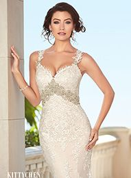 Wedding Dresses | Bridal Gowns | KittyChen - Candice