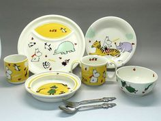 Rakuten: ! Moomin kids tableware daily- Shopping Japanese products from Japan