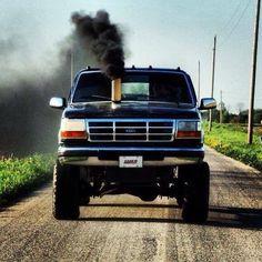 Ford Rollin Coal