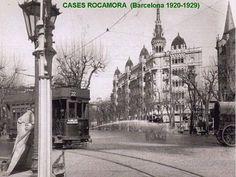 Cases Rocamora (Barcelona 1920-1929)