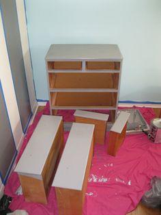 """Rehabbing & painting vintage furniture tips"" #furniture #painting"