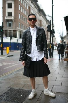 They Are Wearing: London Men's Fashion Week Fall 2013 - Slideshow - WWD.com