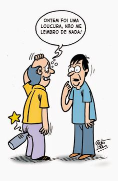 Guto Dias Cartuns: Cartum!