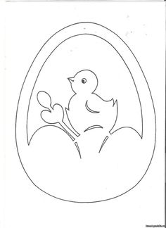 Visit the post for more. Kirigami, Easter Colouring, Colouring Pages, Coloring Books, Easter Art, Easter Crafts, Easter Eggs, Easter Templates, Rena