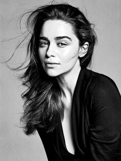 Emilia Clarke photographed by Sebastian Kim for Rolling Stone April 25th, 2013.