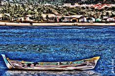 Imbituba- Santa Catarina - Brasil - Impressão 40 x 60 com pigmento mineral em papel somerset velvet texturizado 255g.- Somerset, Paintings, Outdoor Decor, Santa Catarina, Brazil, Paper, Paint, Painting Art, Painting