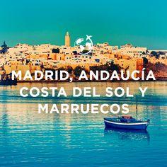 Madrid, Andalucía,Costa del Sol y Marruecos